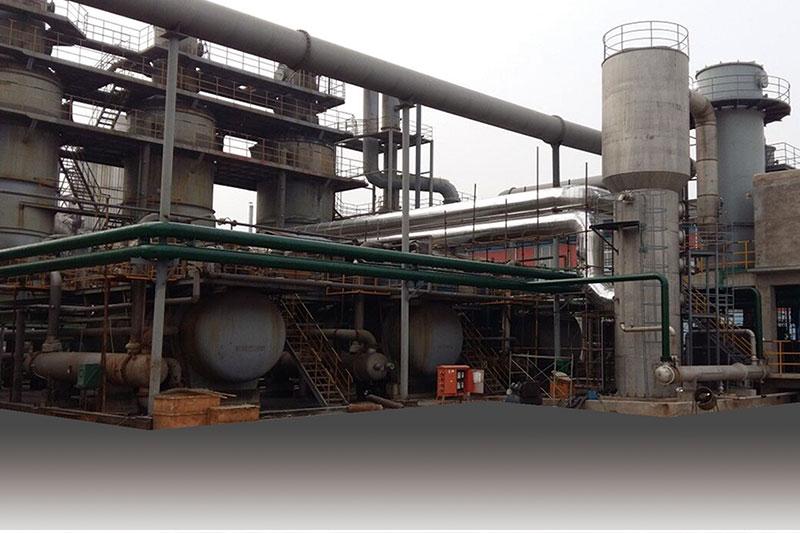 河南安阳岷山有色金属有限公司4万吨/年精制硫酸装置加工