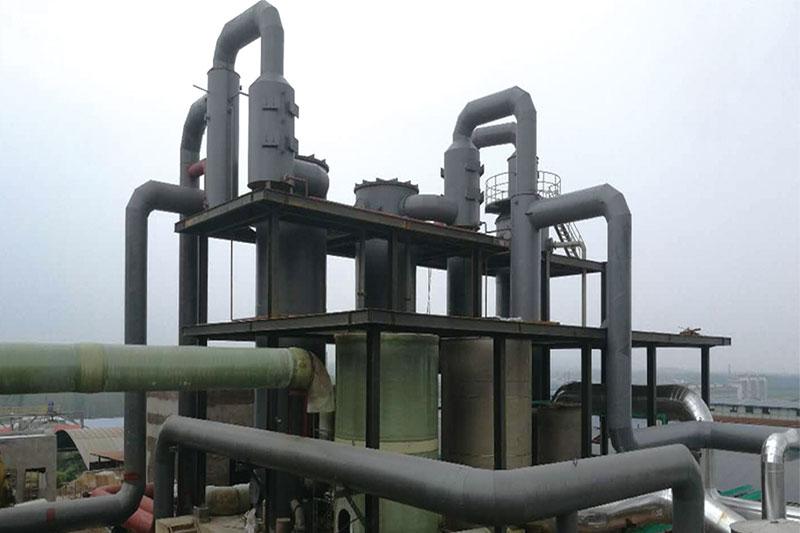济源市万洋冶炼(集团)有限公司精制硫酸装置项目