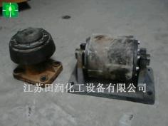 排渣机托轮挡轮
