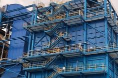 乌石化2017年热电厂炉脱硫系统1280管湿式电除雾器