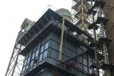 永锋钢铁厂烧结机烟气脱硫工程
