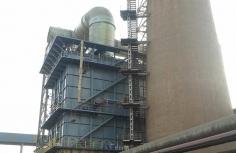 山东永峰钢铁氨法脱硫及816管湿式电除尘器 (12炉合用一套,3炉一套)