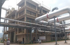 云南天宝磷化公司200kta年硫酸装置