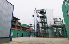 万洋冶炼集团制精硫酸装置